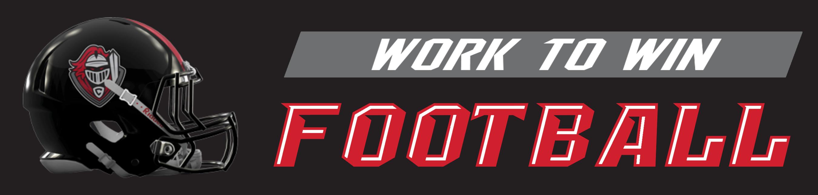 WorK to Win Football